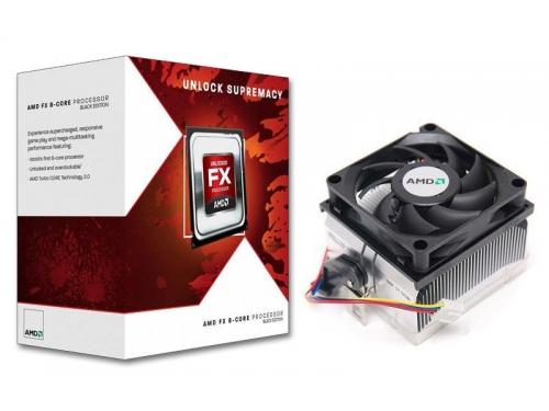 Процессор AMD FX-6300 Vishera (AM3+, L3 8192Kb, Retail), вид 1