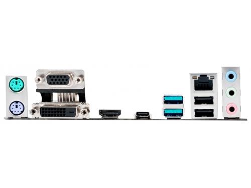 Материнская плата ASUS Z170-K (Socket 1151, Intel Z170, DDR4, ATX, VGA / DVI-D / HDMI), вид 3