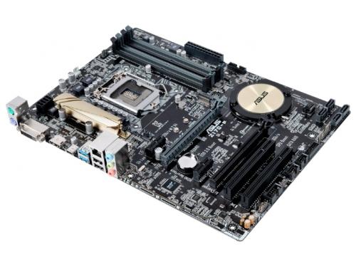 Материнская плата ASUS Z170-P (Socket 1151, Intel Z170, DDR4, ATX, DVI-D / HDMI), вид 2