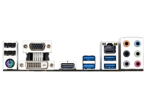 Материнская плата GIGABYTE GA-Z170-HD3 DDR4, вид 3