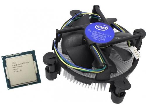 Процессор Intel Pentium G3460 Haswell (3500MHz, LGA1150, L3 3072Kb, Retail), вид 2
