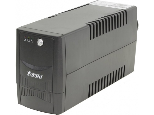 Источник бесперебойного питания Powerman Back Pro Plus 800 BA (интерактивный, 2 розетки, USB), вид 2