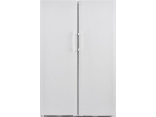 Холодильник Liebherr SBS 7252 (SGN 3010 + SK 4210) белый, вид 2