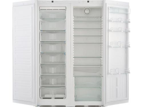 Холодильник Liebherr SBS 7252 (SGN 3010 + SK 4210) белый, вид 3