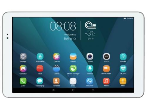 Планшет Huawei MediaPad T1 10 LTE 16Gb серебристый, вид 1