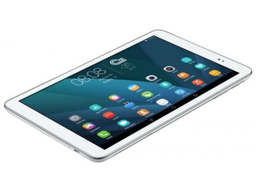 Планшет Huawei MediaPad T1 10 LTE 16Gb серебристый, вид 2