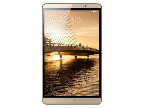 Планшет Huawei MediaPad M2 8.0 LTE 32Gb Золотой, вид 1
