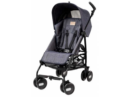 Коляска Peg-Perego Pliko MINI, (Blue Denim), вид 1