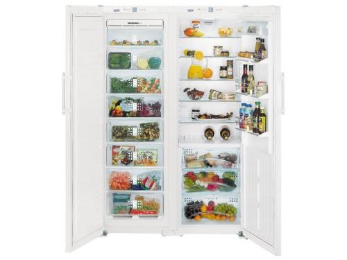 Холодильник Liebherr SBS 7253-24, вид 2