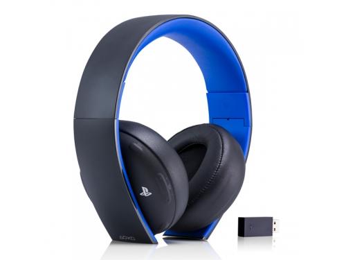 Гарнитура для ПК SONY Gold Wireless Stereo Headset CECHYA-0083, вид 1