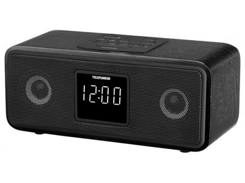 Радиоприемник Telefunken TF-1567U Black/White, вид 1