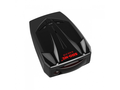 Автомобильный видеорегистратор Sho-Me G-520 STR, черный, вид 1