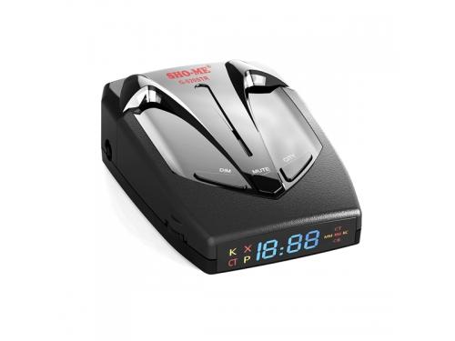 Автомобильный видеорегистратор Sho-Me G-520 STR, черный, вид 2