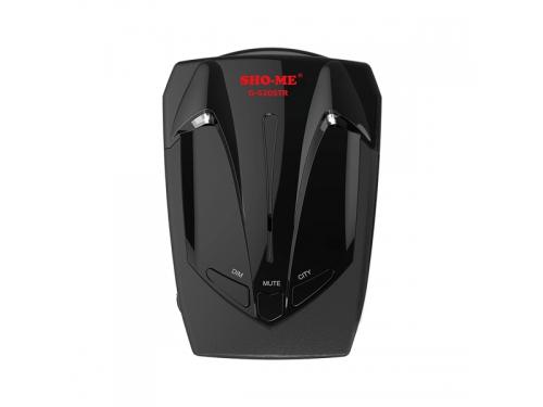 Автомобильный видеорегистратор Sho-Me G-520 STR, черный, вид 3