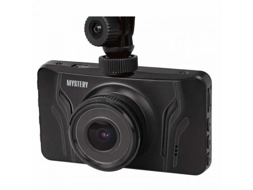 Автомобильный видеорегистратор Mystery MDR-807HD, черный, вид 1