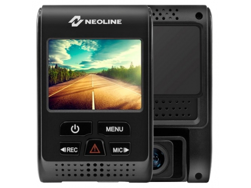 Автомобильный видеорегистратор Neoline G-Tech X37, черный, вид 2