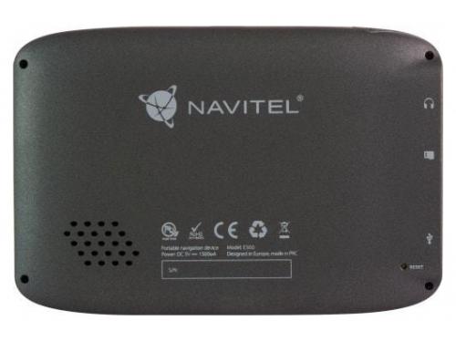 Навигатор Navitel E500 (цветной экран), вид 3