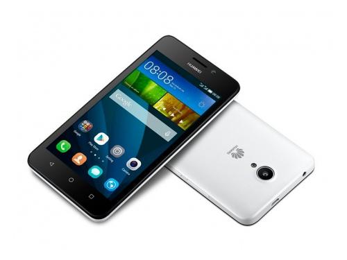 Смартфон Huawei Ascend Y635 белый, вид 2