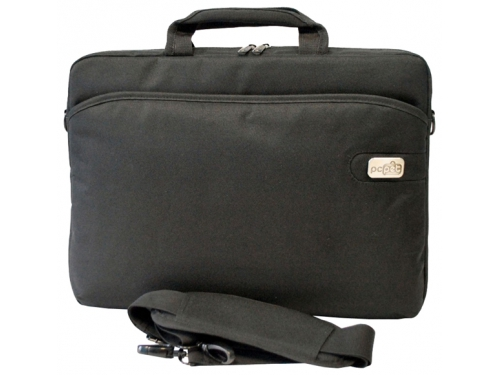 Сумка для ноутбука PC PET PCP-A1215 BK, 15.6'', чёрная, вид 1