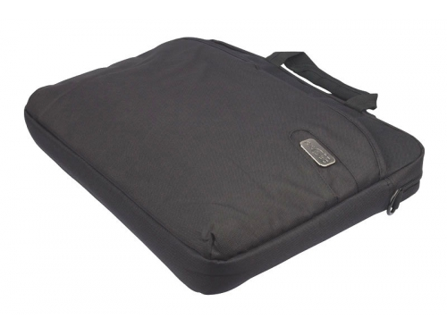 Сумка для ноутбука PC PET PCP-A1215 BK, 15.6'', чёрная, вид 3