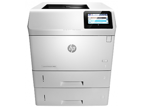Лазерный ч/б принтер HP LaserJet Enterprise 600 M606x, вид 1