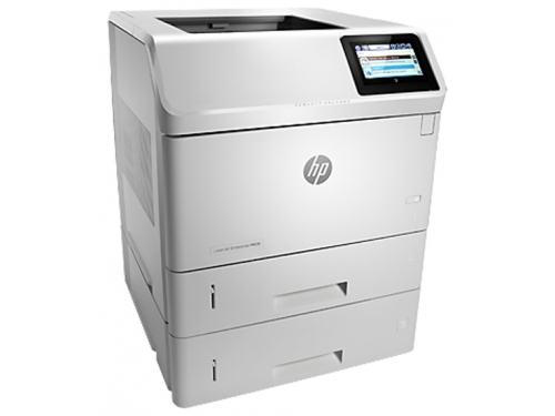 Лазерный ч/б принтер HP LaserJet Enterprise 600 M606x, вид 2