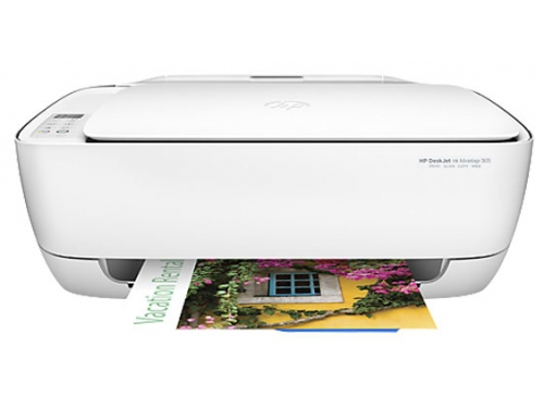 МФУ HP DeskJet Ink Advantage 3636 белый, вид 2