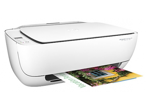 МФУ HP DeskJet Ink Advantage 3636 белый, вид 1