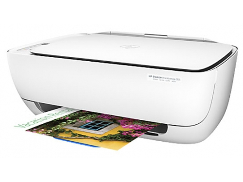 МФУ HP DeskJet Ink Advantage 3636 белый, вид 3