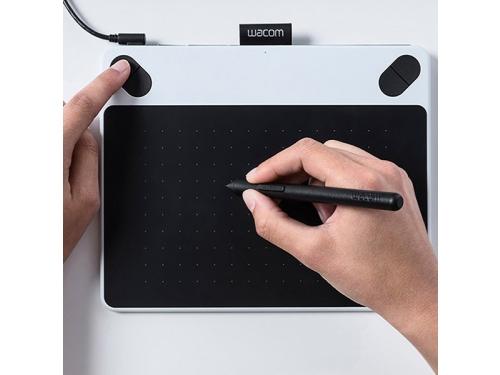 Планшет для рисования WACOM Intuos Draw Pen Small (CTL-490DW-N), белый, вид 5