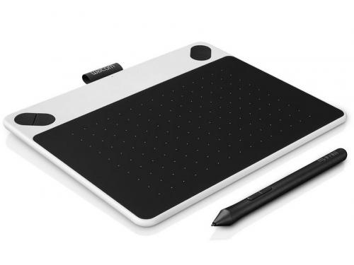 Планшет для рисования WACOM Intuos Draw Pen Small (CTL-490DW-N), белый, вид 2