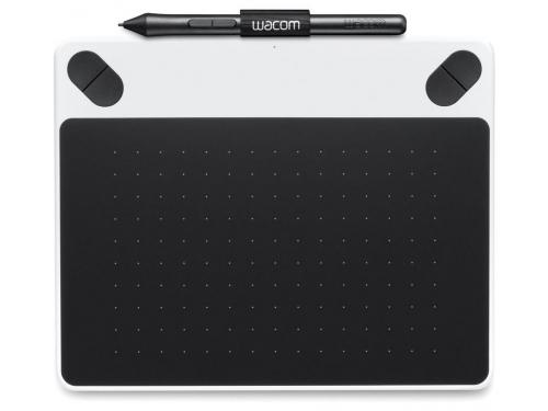 Планшет для рисования WACOM Intuos Draw Pen Small (CTL-490DW-N), белый, вид 3