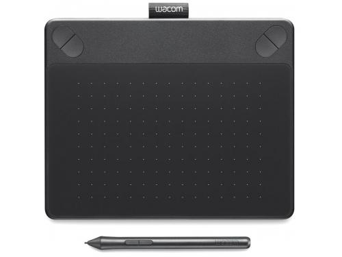 Планшет для рисования WACOM Intuos Art Pen & Touch Small Tablet, чёрный, вид 2