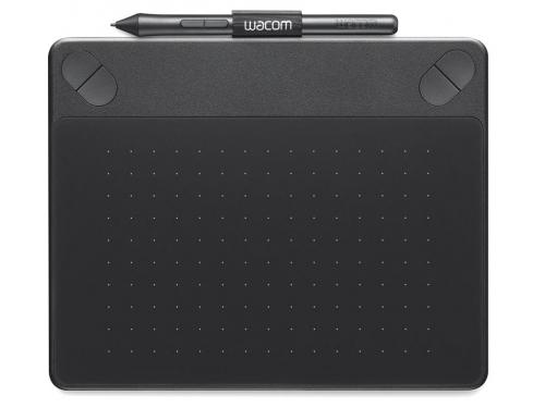 Планшет для рисования WACOM Intuos Art Pen & Touch Small Tablet, чёрный, вид 3