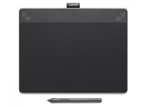 Планшет для рисования WACOM Intuos Art Pen & Touch Medium Tablet, чёрный, вид 2