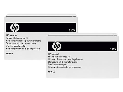 Сервисный комплект для принтера Комплект термофиксатора HP LaserJet (CE506A) Цветной, вид 1