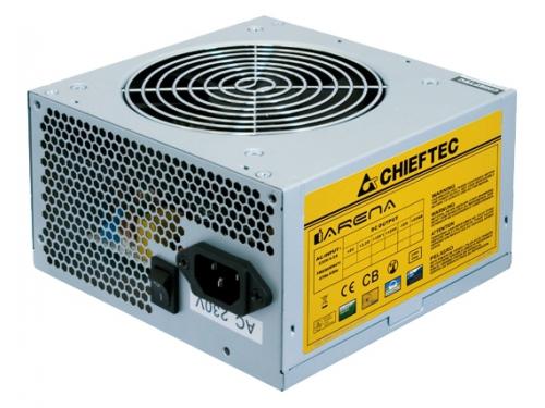 Блок питания Chieftec GPA-400S8 v.2.3 400W, вид 1