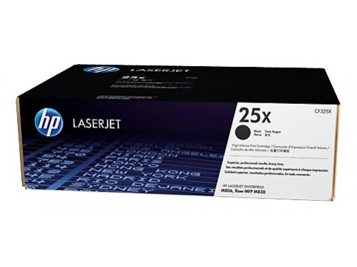 Картридж HP 25X Черный (увеличенной емкости), вид 1