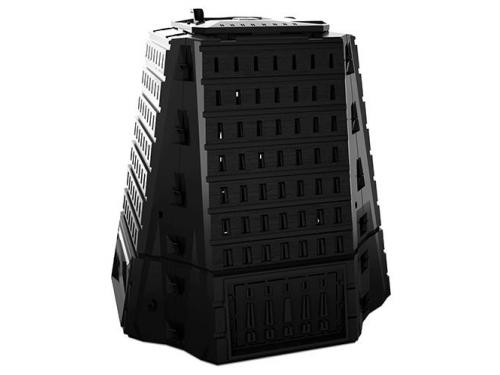 Компостер садовый Biocompo (900 л) черный, вид 1
