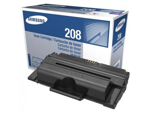 Картридж Samsung MLT-D208S Black, вид 1