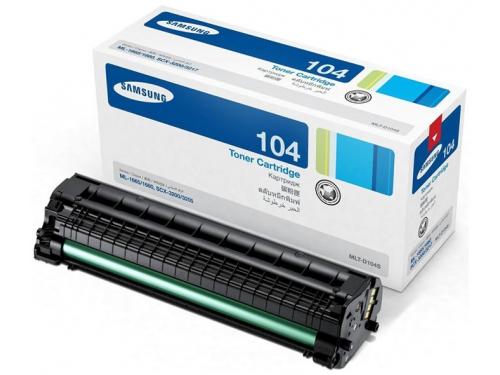 Картридж для принтера Samsung MLT-D104X Black, вид 1