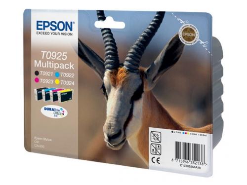 Картридж для принтера Epson T0925 Козёл Multipack, вид 1