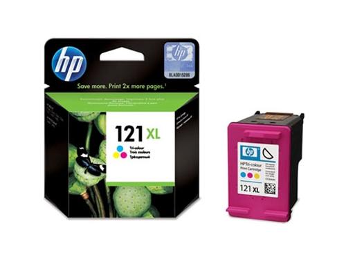 Картридж HP 121XL CC644HE Color, вид 1