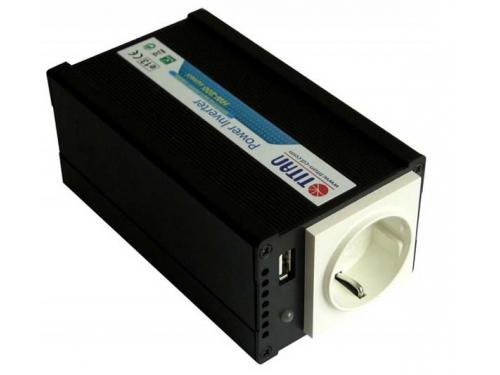 Автоинвертор Titan HW-200E6 USB, вид 1