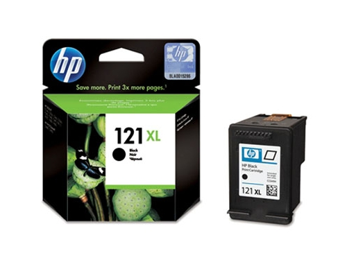 Картридж HP 121XL CC641HE Black, вид 1