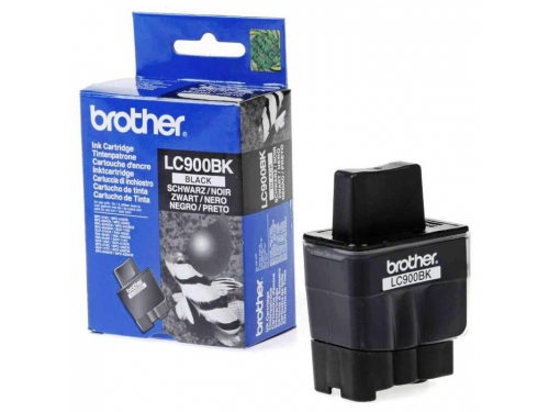 Картридж Brother LC900BK Black, вид 1