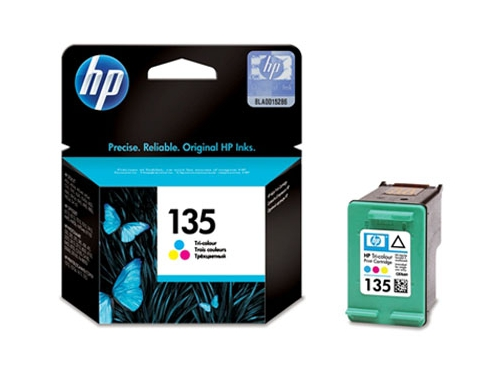 Картридж HP 135 C8766HE Color, вид 1