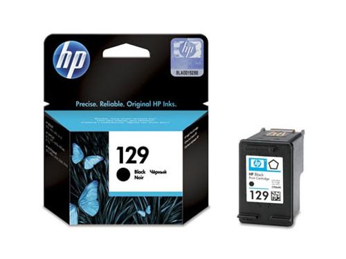 Картридж HP 129 C9364HE Black, вид 1