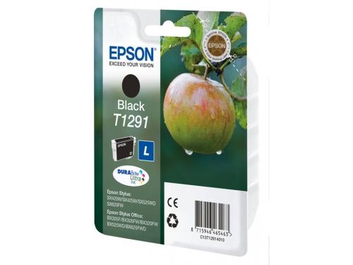Картридж Epson Т1291 Black, вид 1