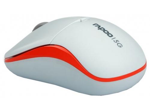 Мышка Rapoo 1090p White , вид 4